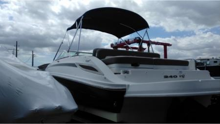 2011 SEARAY 24FT